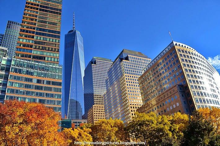 Battery Park City Redevelopment