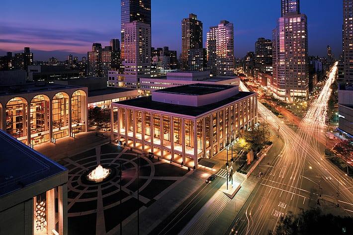 Lincoln Center Dedevelopment