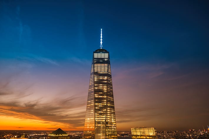 World Trade Center Tower 1