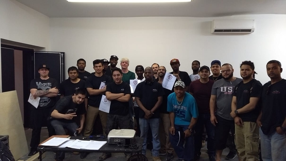 NYC DOB 40-hour Site Safety Manager Training Course
